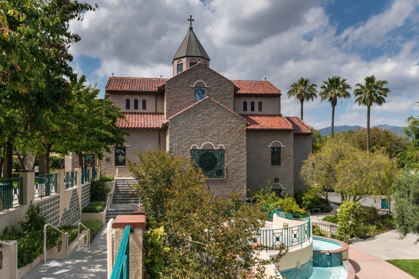 1 - museum-chapel complex